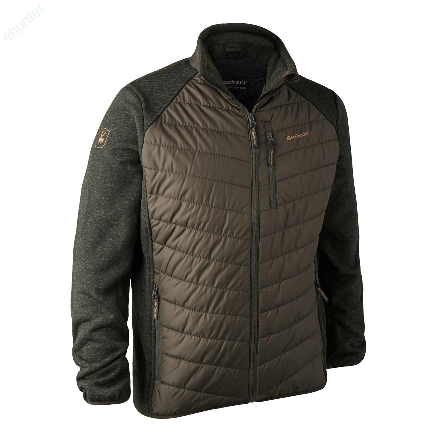 Bunda DEERHUNTER Padded Moor Jacket green
