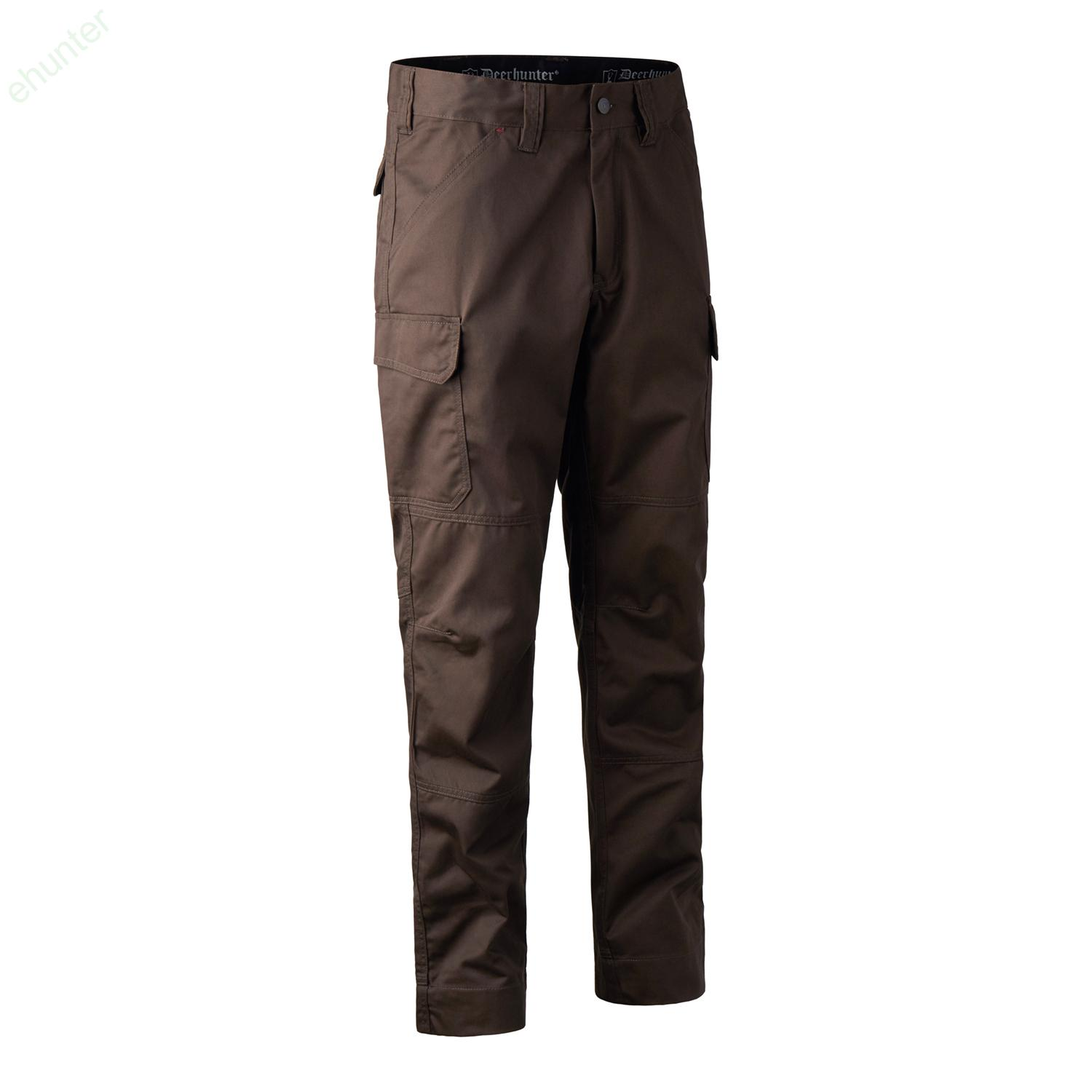 Nohavice DEERHUNTER Rogaland Expedition brown